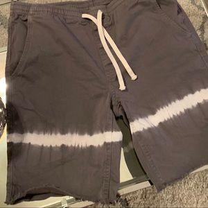 Arizona Men's jogger style shorts